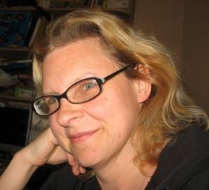 Writer Liz John